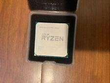 AMD Ryzen 5 2400G Pro Desktop Processor (3.9 GHz, 4 Cores) Working