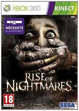 RISE OF NIGHTMARES KINECT  JEU XBOX 360 NEUF