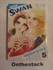 MANGA:  Swan Vol. 5 by Ariyoshi Kyoko (Paperback, 2005)