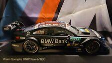 BMW M4 DTM #7 B. SPENGLER TEAM ENTEK BMW BANK 1:18 BNIB