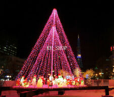 10M 100 LED Christmas Tree Fairy String Party Lights Lamp Waterproof Rope Lights