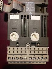 Siemens simatic s5 Assemblage 6es5700-8ma11 busmodul