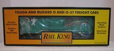MTH RailKing 30-7419: GREAT NORTHERN (GN) Rounded Roof Box Car  #27751  NIB