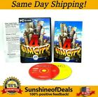 EA GAMES SimCity 4 (PC-CD). 2 disc set w/ booklet (FAST FREE SAME-DAY SHIPPING!)