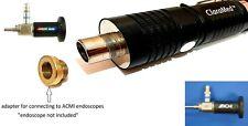 Circon Acmi Compatible Ultra Bright Claramed Portable Endoscope Led Light Source