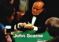 John Scarne Book 2014 Color Photos and Movie Stills, Bibliography, Magic+