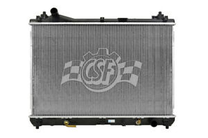 Radiator-1 Row Plastic Tank Aluminum Core CSF fits 06-13 Suzuki Grand Vitara