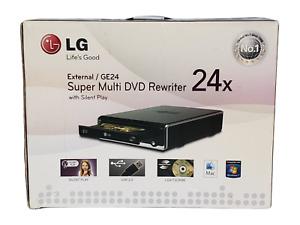 LG GE24LU20 DVD+/-RW (+/-R DL)/DVD-RAM Drive New