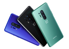 "OnePlus 8 Pro 5G 128GB 256GB 6.78""48MP Snapdragon 865 4510mAh Android CNFREESHIP"