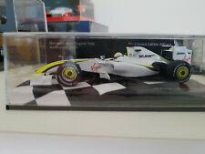 1/43 Minichamps Brawn GP 2009 Button limited 400 pcs