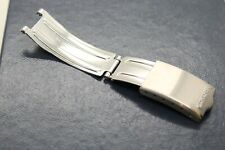 Claps 16 mm For Vintg Seiko Bracelet Buckle for  6138 6139 6119 6117 and more