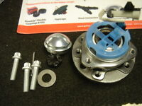 VAUXHALL ASTRA MK4 COUPE CONVERTIBLE WHEEL BEARING HUB FRONT with ABS 5 STUD