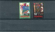 Albania 2003 serie Europa senza bordo di foglio 2928-29   MNH