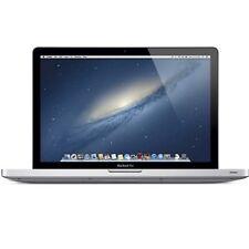 "Apple MacBook Pro A1286 15.4"" 8GB Ram 750GB HDD Laptop - MD104LL/A  Silver"