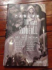Fables 1001 Nights Of Snowfall Vertigo hardcover 2006