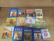 Lot of 25 Christian Prayer Bible Jesus Story Children Kid Books MIX UNSORTED KB1