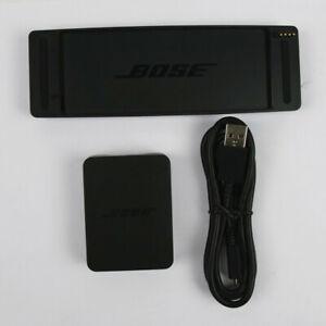 Bose SoundLink Mini II BLACK Charging Cradle 416912&Adapter 5V 1.6A