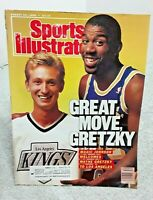Sports Illustrated August 22 1988 Wayne Gretzky Kings Magic Johnson Lakers