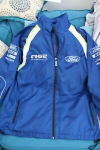 Ford rally jacket by Marcus Gronholm