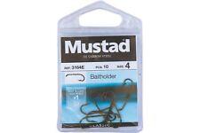 Mustad 3164E-BR Salmon Size 1/0 / River Fishing Hooks