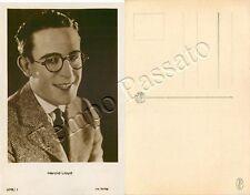 Harold Lloyd (Burchard, 1893 - Beverly Hills, 1971)