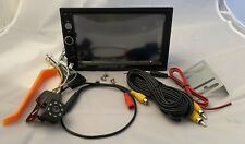 TDYJWELL 7 inch Double Din Touch Screen Car Stereo Upgrade The Latest Version FM