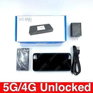 Unlocked Inseego 5G MiFi M2100 Mobile Hotspot Verizon Faster 5G speed