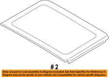 FORD OEM Sunroof-Rear Glass JL1Z16500A18A