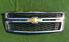 Factory Chevrolet Suburban Tahoe Grille OEM GM Original Grill 2015 2020 84724083