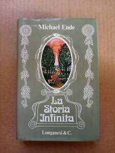 Michael Ende - La storia infinita - Longanesi - 1987 - Edizione Bicolore