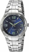 Casio EF106D-2AV, Men's Edifice Stainless Steel Watch, 10 Year Battery,100 Meter