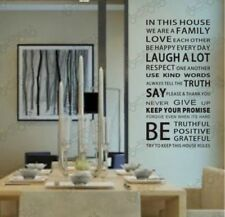 Unbranded Large Abstract Wall Stickers
