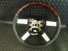 2006 CHRYSLER 300C 3.0 V6 CRD 4DR WOOD/LEATHER MULTIFUNCTION STEERING WHEEL