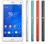 Sony Ericsson Xperia Z3 Compact 16GB Unlocked 4G Smartphone GRADED