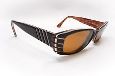 Jean Lafont Rx Sunglasses Frames Dalila 537 Brown 50[]16-130 Cat Eye 7377