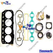4TNV88 full overhaul gasket kit upper lower set for Yanmar engine tractor loader