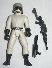 Star Wars AT-ST DRIVER w/ Blaster Pistol & Blaster Rifle  1997 POTF  Loose