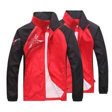 Hot 2PCS Mens Sweater Casual Tracksuit Sport Suit Jogging Athletic Jacket+Pants