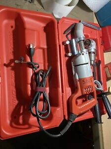 """MILWAUKEE 1107-1 HEAVY-DUTY CORDED 1/2"""" TWO-SPEED RIGHT ANGLE & 45 (g55"""