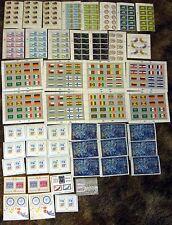 United Nations (UN) - Large Lot of Mint NH, Souvenir Cards, Souvenir Sheets,etc.