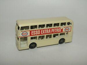 Matchbox Regular Wheels No 74 Daimler Bus Cream Excellent 75mm UB