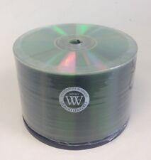 Unbranded 50 pk Sealed CD's