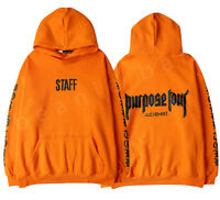 PURPOSE TOUR HOODIE  Alchemist super rare SOLD OUT security hoodie justin bieber