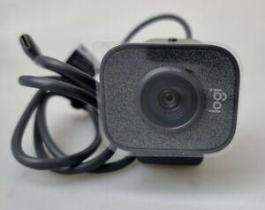 Logitech StreamCam 1080p Webcam - Graphite - VGC