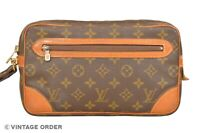 Louis Vuitton Monogram Marly Dragonne GM Clutch Bag M51825 - YH00065