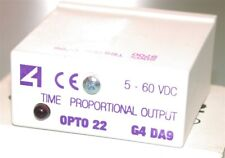 NEW OPTO 22 OUTPUT MODULE ANALOG G4 DA9 CNC