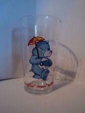 glas: care bears (Grumpy Bear, Grognon, Brombeertje)