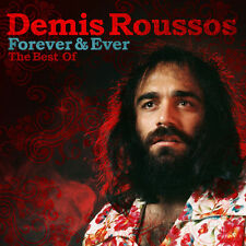 DEMIS ROUSSOS ( NEW SEALED CD ) FOREVER & EVER THE VERY BEST OF / GREATEST HITS