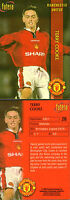 FUTERA 1998 MANCHESTER UNITED TERRY COOKE CARD NUMBER 28