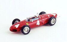 Ferrari 156 F1 Winner GP British Von Trips QFC99003 1/43 Quartzo